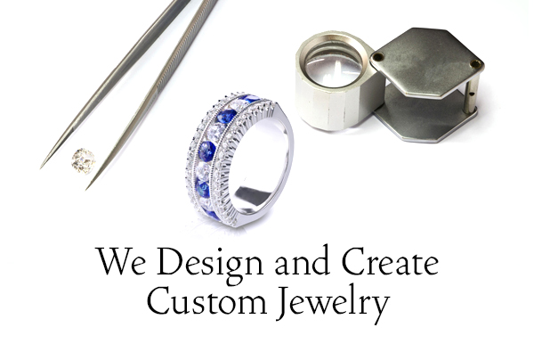 custom jewelry design kentucky